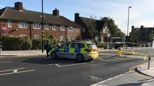 Three arrested on suspicion of murder after stabbed in Lewisham