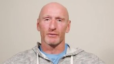 Wales rugby legend Gareth Thomas reveals HIV positive status