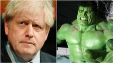 Johnson: We'll break out of EU's manacles like the Hulk