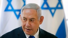 Netanyahu fights for political future as Israel heads to the polls