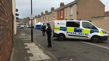 Man arrested on suspicion of murder in Hartlepool