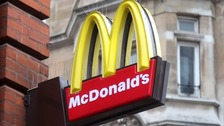 Only English county without a McDonald's is set to get one