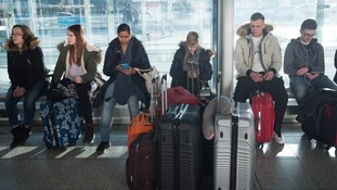 Passengers are entitled to compensation if flights are delayed by more than three hours.