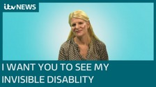 """Why I want people to see my invisible disability"""