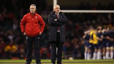 Wales team 'shocked' by Rob Howley betting allegations - Gatland