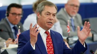 The party has struggled since Nigel Farage quit as leader.