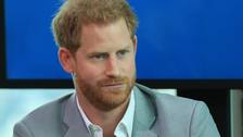 BBC apologises for showing image branding Prince Harry 'race traitor'