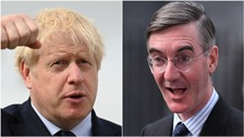 Commons Leader Jacob Rees-Mogg has expressed his confidence in the Prime Minister.