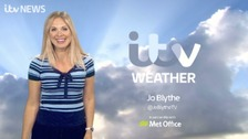Latest Granada weather with Jo