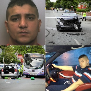 A man who killed another motorist had been allowed to carry on driving, despite having 25 points on his licence.