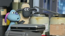 Shaun the Sheep: Behind the lens of the woolly hero's new film