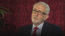 Jeremy Corbyn remains neutral despite First Minister's remain bid