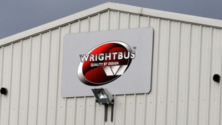 All 1,400 Wrightbus jobs at risk in Ballymena