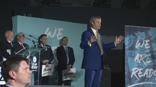 Brexit Party 'are the only challengers for Labour seats'