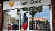 Thousands of North West jobs at risk and holiday makers in limbo as Thomas Cook ceases trading