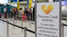 Thomas Cook ceases trading and leaves thousands in travel limbo