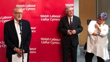 Corbyn Welsh Night