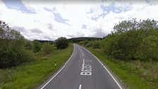 Motorcyclist, 75, dies after colliding with tree in Borders
