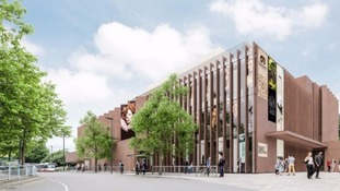 Next step in work to build UK's third Shakespearean theatre