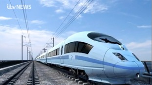 It has been claimed that the panel reviewing the scheme wants to halt the line in the east Midlands over spiralling costs.