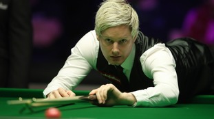 Tough break: Snooker star Neil Robertson forfeits match after driving to wrong Barnsley - ITV News