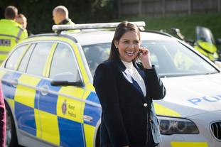 Home Secretary Priti Patel said Britain has been a 'soft touch' for foreign criminals.