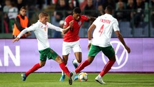 Watch England v Bulgaria live in Euro 2020 qualifier