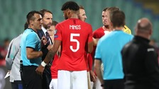 Bulgaria v England stopped twice after complaints of racism