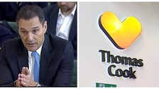 Former boss of Thomas Cook urged to return £500,000 bonus