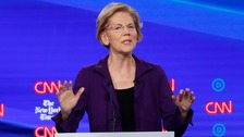 Who is US presidential hopeful Elizabeth Warren?