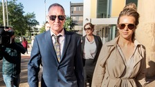 Jury clears Paul Gascoigne of sex assault and beating charge