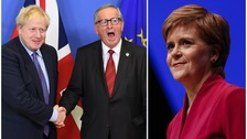 SNP refuses to back Boris Johnson's new Brexit deal