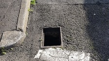 23 manhole covers stolen in Neath Port Talbot
