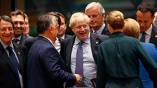 Boris Johnson 'very confident' MPs will back Brexit deal