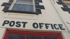 Delabole Post Office thrown temporary lifeline
