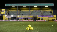 Haringey Borough FC abandon FA Cup tie claiming racist abuse