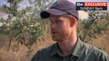 Prince Harry: Africa would be 'amazing' home but move unlikely