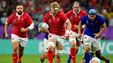 Wales to play South Africa in World Cup semi final