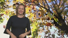 Wales Weather: Breezy day with sunny spells