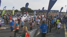 VIDEO: Twenty thousand take part in 30th Great South Run