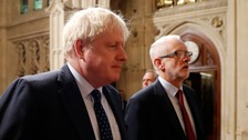 PM's Brexit vote showdown as Labour seeks to hijack legislation