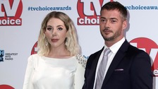 Katherine Ryan reveals boyfriend saved scripts during burglary