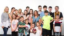 Mum of Britain's biggest family reveals she is pregnant with her 22nd child