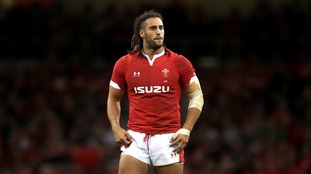 Josh Navidi to miss rest of Rugby World Cup with hamstring injury
