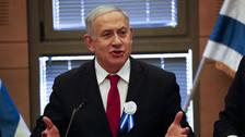 Israeli PM Netanyahu gives up on forming new coalition