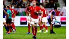 Moriarty feared seeing red in the victory over France