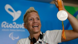 Paralympian Marieke Vervoort uses euthanasia to end her life aged 40