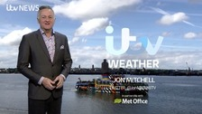The latest weather for the North West