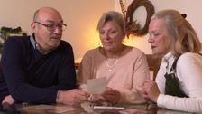 Siblings reunited with long lost mother - 60 years after being told she was dead
