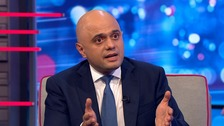 Javid: Government still aiming for October 31 Brexit deadline